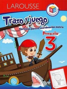 TRAZO Y JUEGO 3°