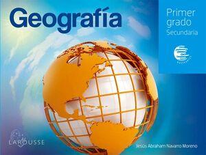 GEOGRAFIA 1RO. SEC. (ED.2018/NAVEGANTES)
