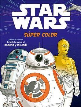 STAR WARS -SUPER COLOR-