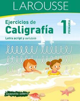 EJERCICIOS DE CALIGRAFÍA 1° DE PRIMARIA