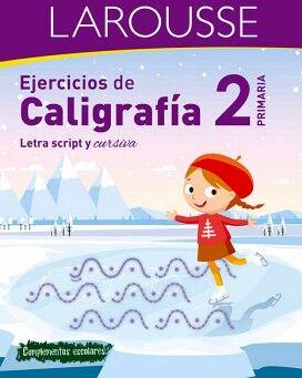 EJERCICIOS DE CALIGRAFÍA 2° DE PRIMARIA