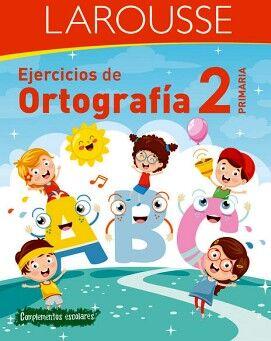 EJERCICIOS DE ORTOGRAFÍA 2° PRIMARIA