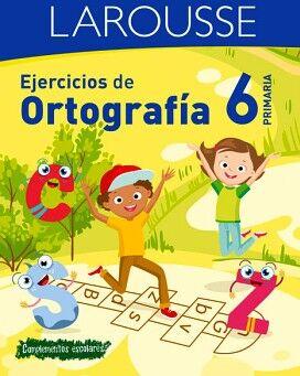 EJERCICIOS DE ORTOGRAFÍA 6° PRIMARIA