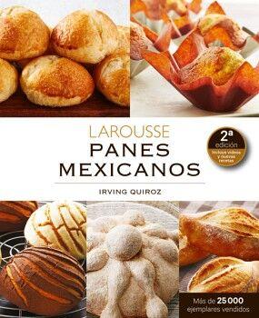 PANES MEXICANOS 2ED.                      (EMPASTADO)