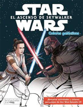 STAR WARS -EL ASCENSO DE SKYWALKER- (COLORES GALACTICOS)