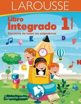 LIBRO INTEGRADO 1 PRIM. -EJERCICIOS DE TODAS LAS ASIGNATURAS-