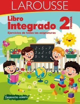LIBRO INTEGRADO 2 PRIM. -EJERCICIOS DE TODAS LAS ASIGNATURAS-