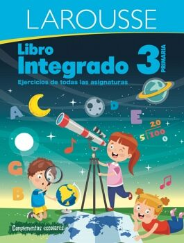LIBRO INTEGRADO 3 PRIM. -EJERCICIOS DE TODAS LAS ASIGNATURAS-