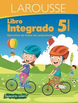 LIBRO INTEGRADO 5 PRIM. -EJERCICIOS DE TODAS LAS ASIGNATURAS-