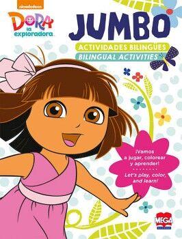 JUMBO DORA. ACTIVIDADES BILINGÜES/BILINGUAL ACTIVITIES