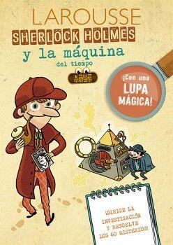 SHERLOCK HOLMES -Y LA MAQUINA DEL TIEMPO- (EMPASTADO)