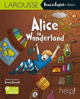 ALICE IN WONDERLAND -READ IN ENGLISH BASIC- (HELP!)