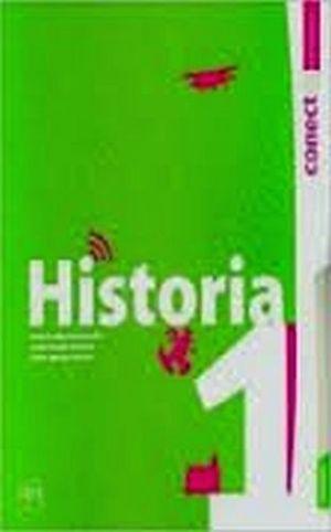 HISTORIA 1 P/2DO SEC. -CONECTA ENTORNOS-