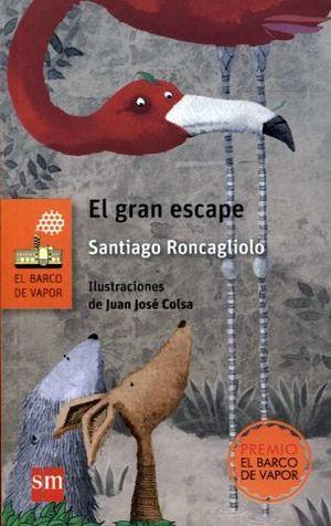 GRAN ESCAPE, EL                (BARCO DE VAPOR)