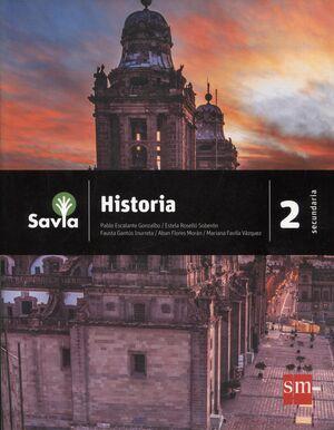 HISTORIA 2 P/3RO. SEC. (SAVIA) 165469     (PD)