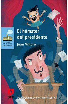 HAMSTER DEL PRESIDENTE         (BARCO DE VAPOR)
