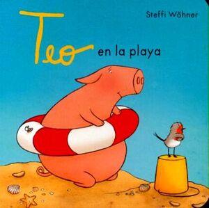TEO EN LA PLAYA -0 A 5-                   (CARTONE)