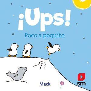 UPS! -POCO A POQUITO-                     (CARTONE)
