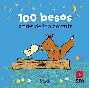 100 BESOS ANTES DE IR A DORMIR            (CARTONE)