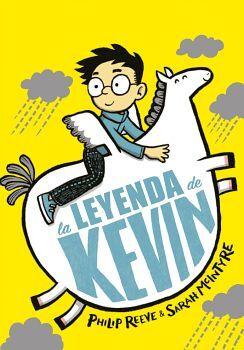 LEYENDA DE KEVIN, LA  -¡UN PONI VOLADOR!-