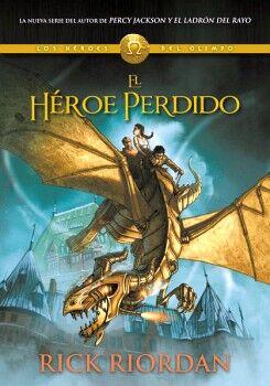 HEROE PERDIDO, EL -LOS HEROES DEL OLIMPO I-
