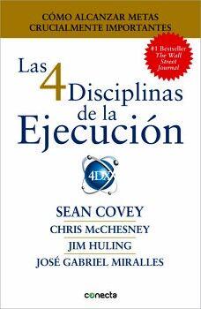 4 DISCIPLINAS DE LA EJECUCION, LAS