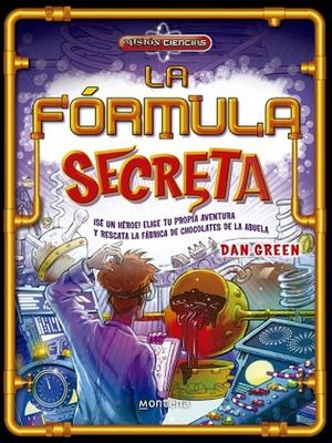 MISION CIENCIAS -LA FORMULA SECRETA-