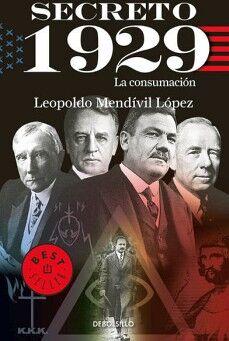 SECRETO 1929 -LA CONSUMACION-        (DEBOLSILLO)