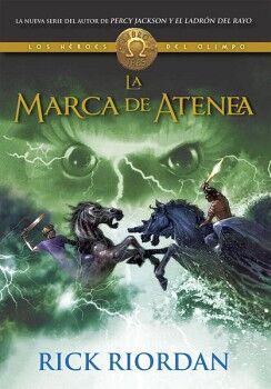 MARCA DE ATENEA, LA -LOS HEROES DEL OLIMPO III-