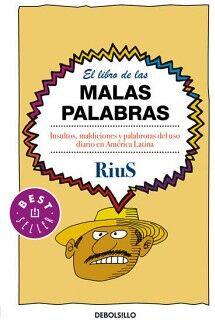LIBRO DE LAS MALAS PALABRAS, EL      (DEBOLSILLO)