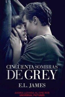 CINCUENTA SOMBRAS DE GREY     (I) (PORTADA PELICULA)