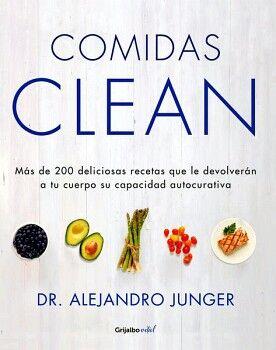 COMIDAS CLEAN