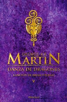 DANZA DE DRAGONES -CANCION DE HIELO Y FUEGO V- (DEBOLSILLO)