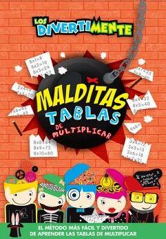 DIVERTIMENTE, LOS -MALDITAS TABLAS DE MULTIPLICAR-