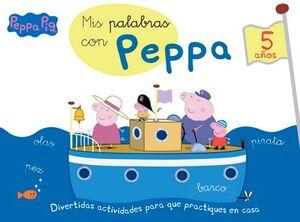 PEPPA PIG -MIS PALABRAS CON PEPPA-   (5 AÑOS)