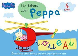 PEPPA PIG -MIS NUMEROS CON PEPPA-    (5 AÑOS)
