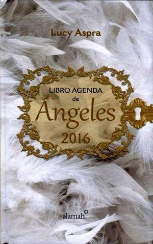 LIBRO AGENDA DE ANGELES 2016