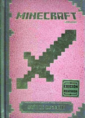 MINECRAFT -GUIA DE COMBATE-      (ED. REVISADA/EMPASTADO)