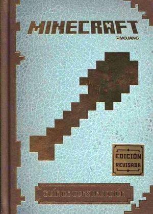 MINECRAFT -GUIA DE CONSTRUCCION- (ED. REVISADA/EMPASTADO)