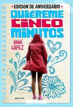 QUIEREME CINCO MINUTOS (ED.ANIVERSARIO)