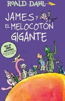 JAMES Y EL MELOCOTON GIGANTE  (INFANTIL)