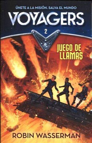 VOYAGERS 2 -JUEGO DE LLAMAS- (JUV.)