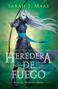 HEREDERA DE FUEGO                                          (JUV.)