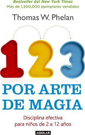 1 2 3 POR ARTE DE MAGIA -DISCIPLINA EFEC.P/NIÑOS DE 2 A 12 AÑOS-