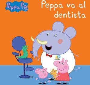 PEPPA PIG -PEPPA VA AL DENTISTA- (EMP.)