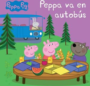 PEPPA PIG -PEPPA VA EN EL AUTOBUS- (EMP.)