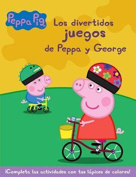 PEPPA PIG -LOS DIVERTIDOS JUEGOS DE PEPPA Y GEORGE-