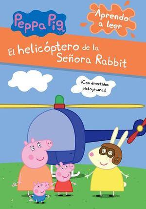 PEPPA PIG -EL HELICOPTERO DE LA SEÑORA RABBIT- (APRENDO A LEER/EM