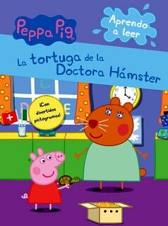 PEPPA PIG -LA TORTUGA DE LA DOCTORA HAMSTER- (APRENDO A LEER/EMP.