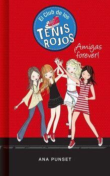 CLUB DE LOS TENIS ROJOS 2, EL -AMIGAS FOREVER-